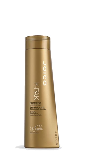 Joico K-Pak Shampoo Repair 300 ml   Cabello Fino