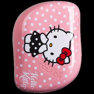 Tangle Teezer Compact Styler | Cepillo Desenredante Hello Kitty Pink