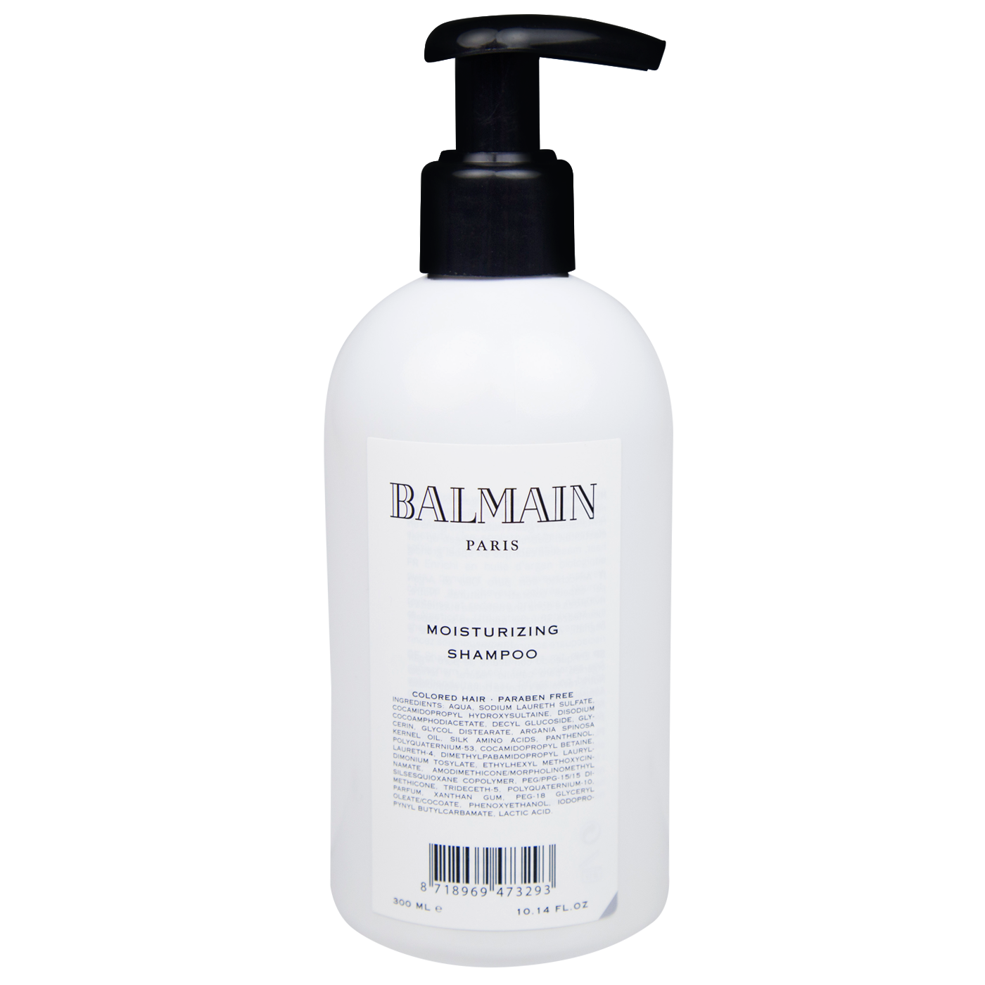Balmain Moisturizing Shampoo 300 ml   Shampoo Hidratante
