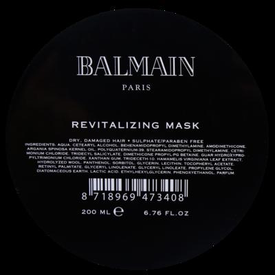 Balmain Revitalizing Mask 200 ml | Mascarilla Revitalizante