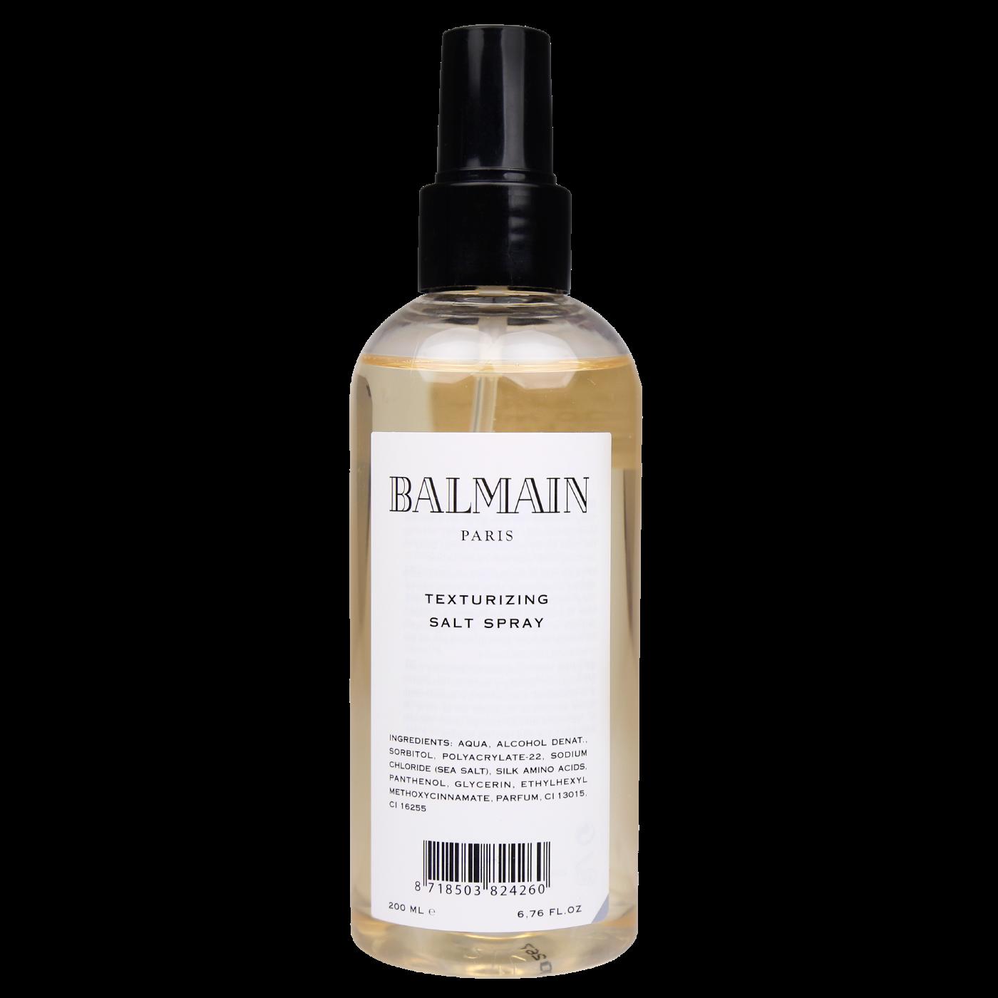 Balmain Texturizing Salt Spray 200 ml | Spray Texturizante con Sal de Mar