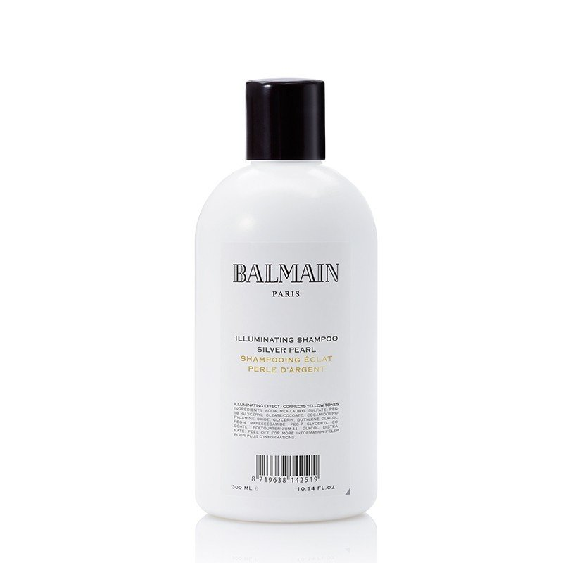 Balmain Illuminating Shampoo Silver Pearl 300 ml | Shampoo Cabello Rubio y Plateado