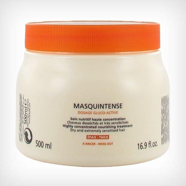 Kérastase Masquintense Irisome 500 ml   Mascarilla Nutrición Cabello Grueso