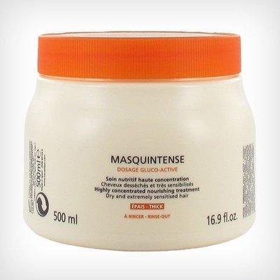 Kérastase Masquintense Irisome 500 ml | Mascarilla Nutrición Cabello Grueso