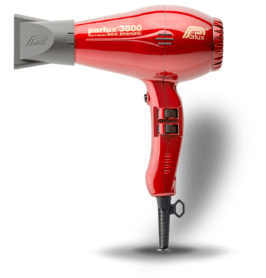 Parlux 3800 | 2100 w | Rojo