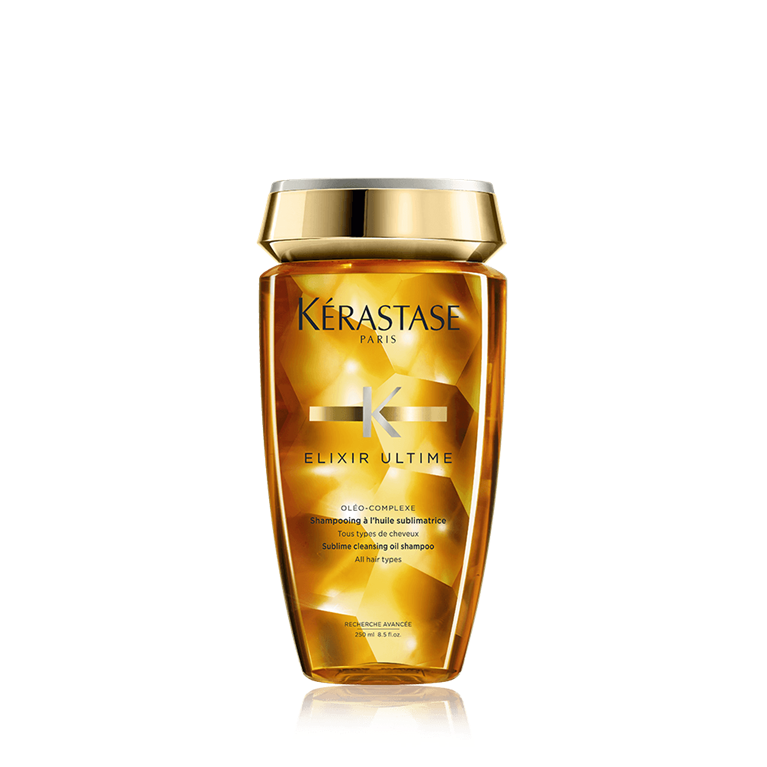 Kérastase Elixir Ultime Le Bain 250 ml | Shampoo Brillo