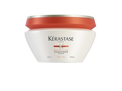 Kérastase Masquintense Irisome 200 ml | Mascarilla Nutrición Cabello Grueso