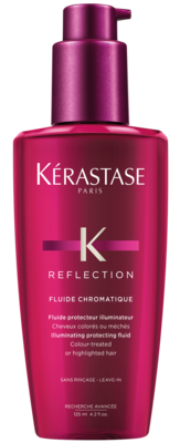 Kérastase Fluide Chromatique 125 ml | Leave-in Color o Mechas Cabello Sensibilizado