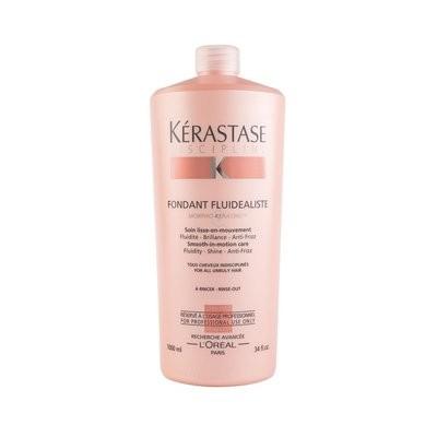 Kérastase Bain Fluidealiste 1 lt | Shampoo Control Antifrizz Sin Sulfatos