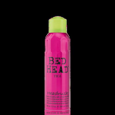 Bed Head Headrush 200 ml | Brillo en Spray sin Fijación