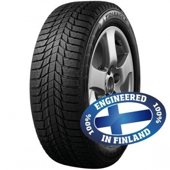 Triangle SnowLink -Engineered in Finland- Kitka 195/55-16 R