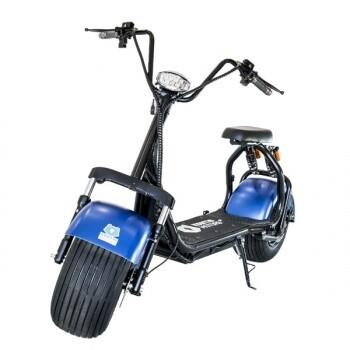 Kontio Motors Kruiser 2.0 Premium Pack Matte Blue