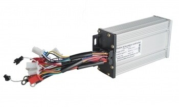 Kontio Motors Kruiser: controller box