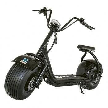 Kontio Motors Kruiser 2.0 Black