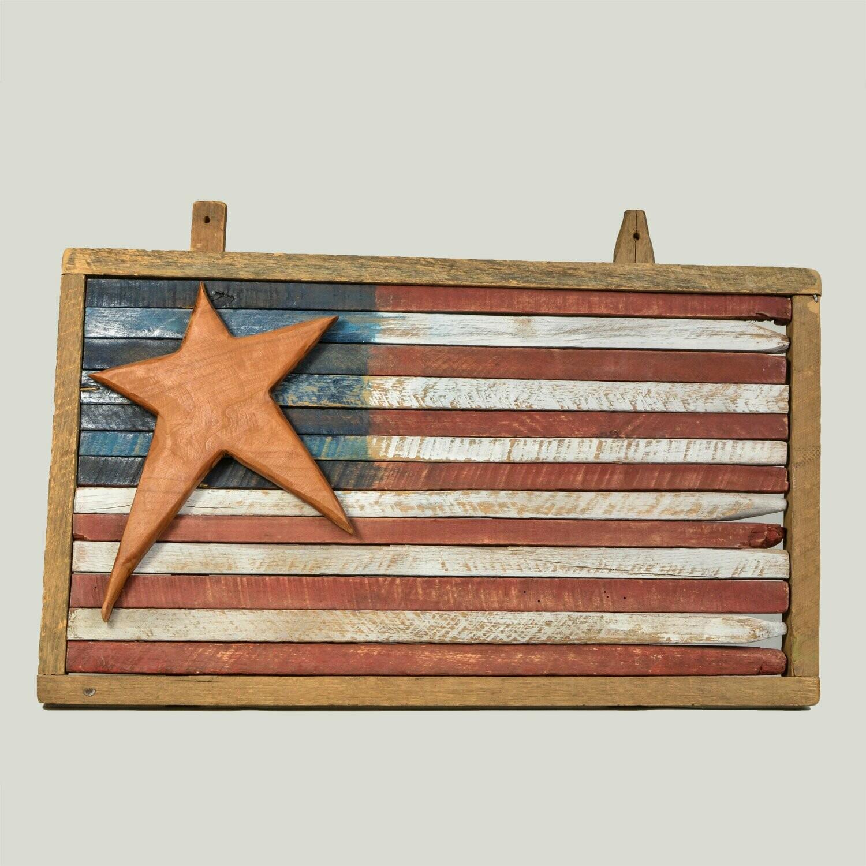 Tobacco Stick American Flag