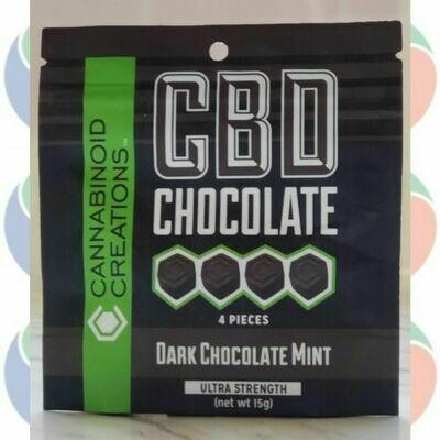 CBD Chocolate Candy