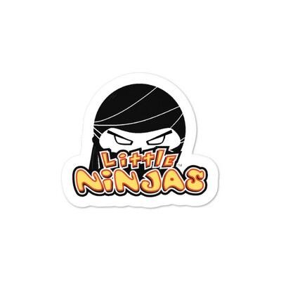 Little Ninja Sticker