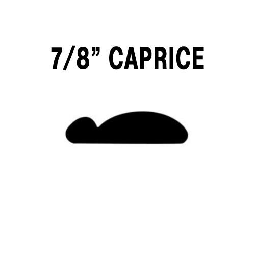 Cowles® 33-916-53 Caprice Style Molding 7/8