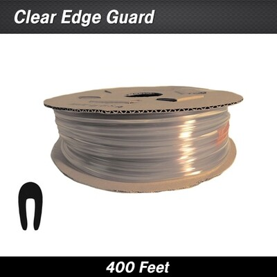 Cowles® 39-242 Clear Full Size Door Edge Guard 400 Feet