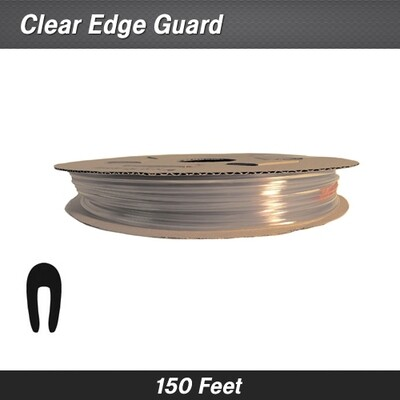 Cowles® 39-202 Clear Full Size Door Edge Guard 150 Feet