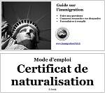 Certificat de naturalisation