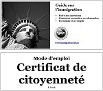 Certificat de citoyenneté