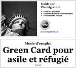 Green Card pour asile et réfugié