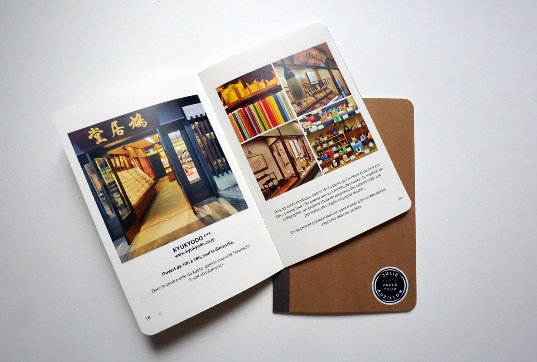Kyoto Paper Tour