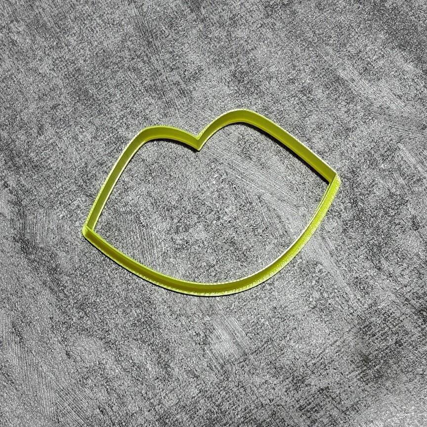"Форма для пряника ""Губы №1"" (10х6,5 см)"
