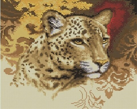 Алмазная мозаика 40x50 - GF085