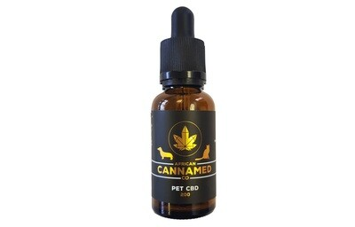CBD Pet Oil (ZERO THC)