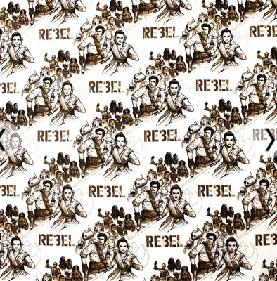 READY TO SHIP Rebel Adjustable Reusable Cloth Face Covering