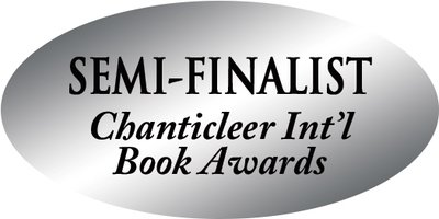 Silver Foil Stickers for SEMI-FINALISTS BOOKS for the Chanticleer International Book Awards