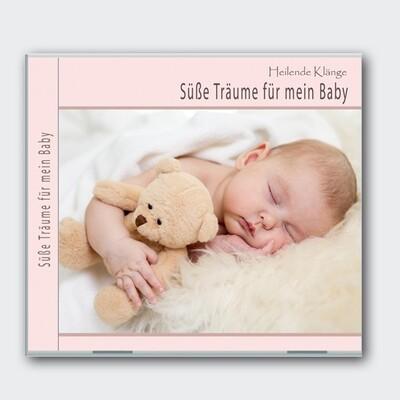 Süsse Träume für mein Baby [CD]