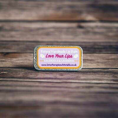 Love Your Lips Calendula & Lavender Lip Balm