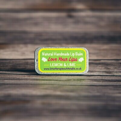 Love Your Lips Lemon & Lime Lip Balm