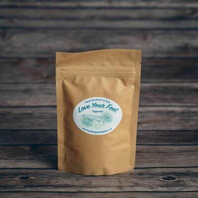 Natural Vegan Peppermint Foot Soak (Small 150g)
