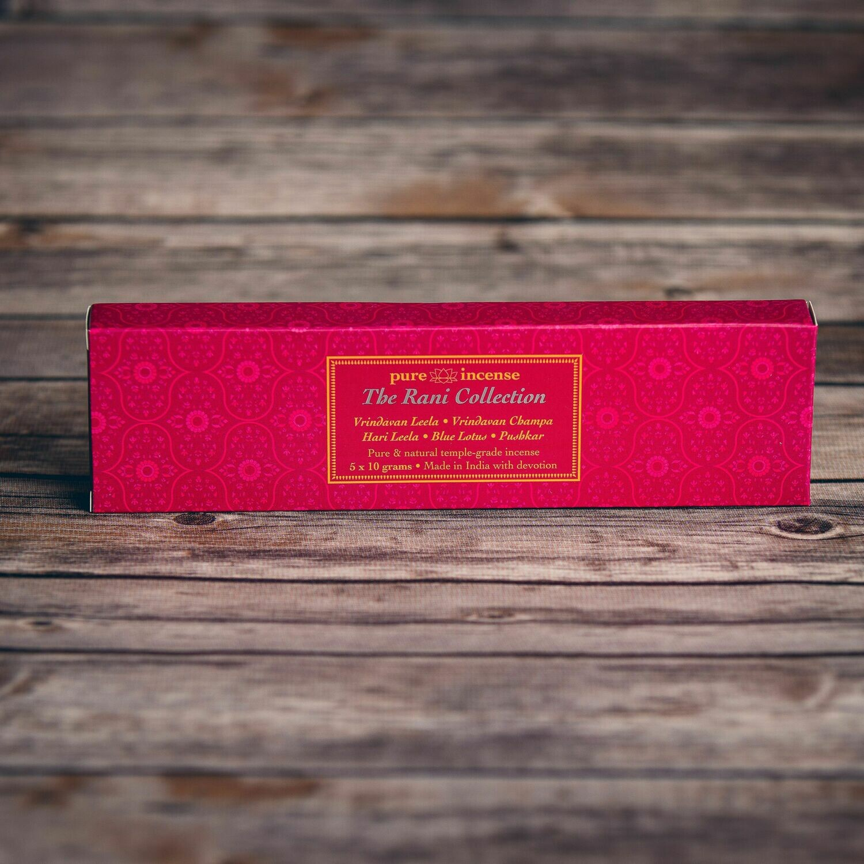 Pure Temple-Grade Incense Collection