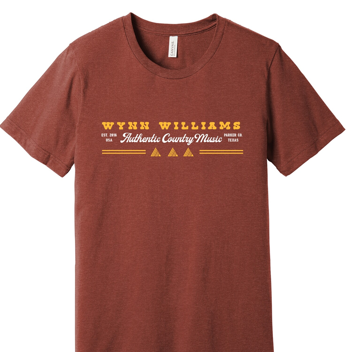 Authentic Country Tee