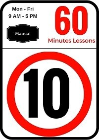 Manual 10 Lessons of 60 minutes