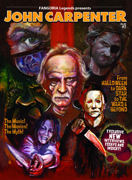FANGORIA® Legends: John Carpenter 00068
