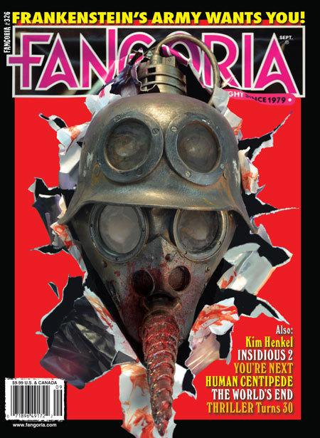 FANGORIA® Issue #326 00073