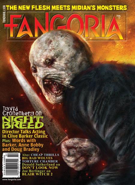 FANGORIA® Issue #330 00084