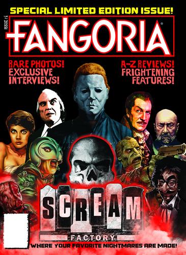 FANGORIA Presents: SCREAM FACTORY 00124