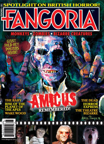FANGORIA® Issue #305