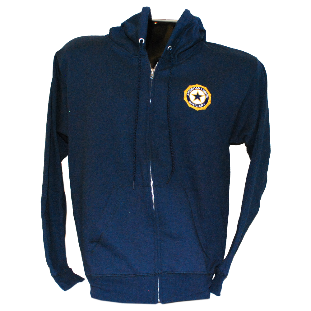 Auxiliary Hoodie