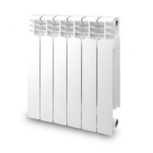 Алюминиевые радиаторы AL-2E500/80 ALCOBRO ИТАЛИЯ 4 секций