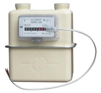 Счетчик газа ВК-G4 правый АРЗАМАС