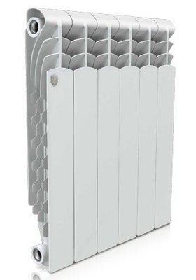Алюминиевый радиатор Royal thermo revolution 500 4 секции