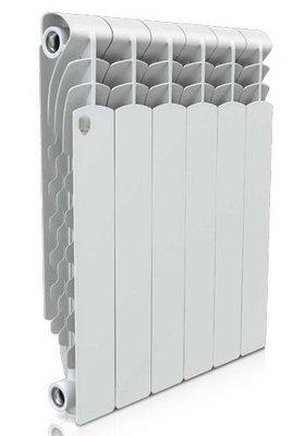 Алюминиевый радиатор Royal thermo revolution 500 8 секций